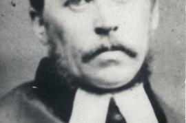 1880er Pfarrer Koloman Bodiczky 1965-1898 3EK