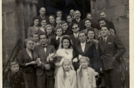 1949 Mädis Hochzeit 3WB