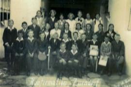 1934 Konfirmanden Jahrgang 1921 4EK