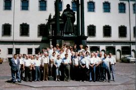1988  ev. Kirchengemeinde in der ehem. DDR 4LÖ