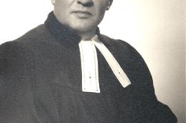 1940er Pfarrer Robert Karner 60EK
