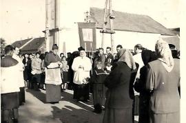 1950 60HF Prozession