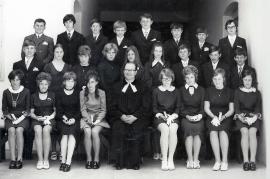 1970  Jahrgang 1957 Konfirmanden  6LÖ