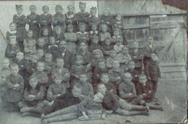 1927 Schulklasse Jahrgang 1920 130BA