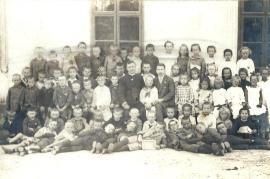 1921 Schulklasse 131BA