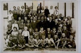 1930er Schulklasse Jahrgang 1921 194RW