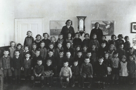 1938 1. Klasse Jahrgang 1932 1DEM