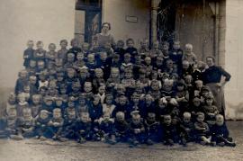 1920er Schulklasse 209PM