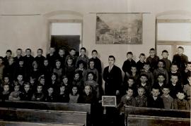 1920er katholische Schulklasse 211PM