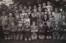 1943 26Sch Schulklasse Jahrgang 1938