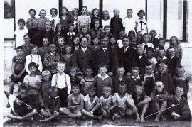 1929 evang. Schule Jahrgang 1921 29SM