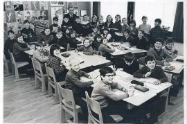 1970er in der Schule Jahrgang ?, 38WE