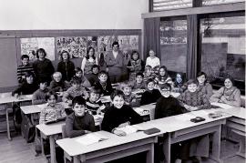 1974 in der Schule Jahrgang ? 40WE