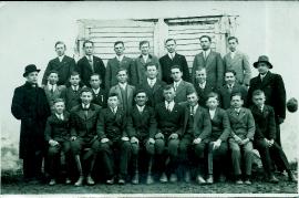 1930er 1.R. 2.v.l. J. Pamer Jahrgang 1919 64PJ