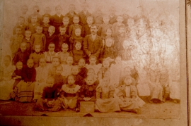 1910er Schulklasse Jahrgang ? 70M
