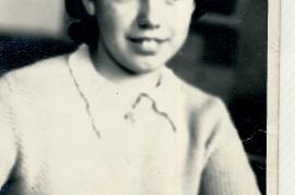 1957 A. Dürr letzte Schulklasse 73RW