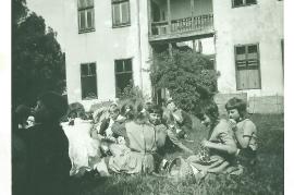 1968 Dynamitfabrik Wandertag Siesta 3. Klasse Volksschule 8ML