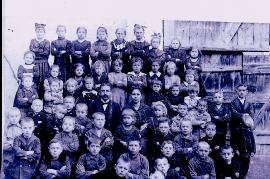 1920er Schulklasse 9WE