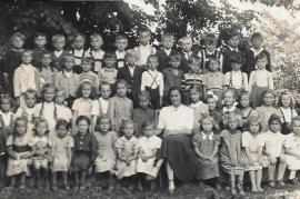 1942 Schulklasse-Jahrgang