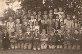 1938 Volksschule Jahrgang