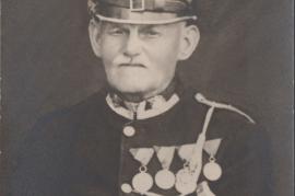 1900 Schiermayer, Mathias geb. 5.10.1860 Feuerwehrmitglied v. 1887-1937 in Zurndorf 48HW