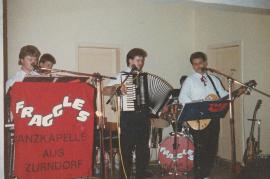1985 Fraggles, O. Fleck, K. Fleck, N. Perschy, G. Bauhofer, M. Leitl 1FRAG