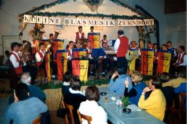 1997 2. Blasmusikabend  22KBZ