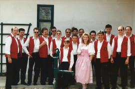 1994 Frühschoppen Gasth. Edlinger 23KBZ