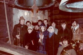 1982 Posaunenchor 24.12. Turmblasen 1. 7POSK