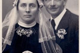 1920er Fr. Pamer (Schieszler Helga Haus) Martin Pamer 1899 (Butter Pamer) 11HJ