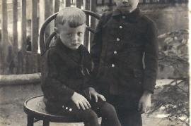 1920er J. Zechmeister, Andreas Zechmeister (Bruder v. J. Z 15ZJ