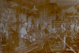 1920er in der Werkstatt 214PM