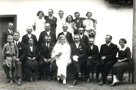 1920er Hochzeit 59B
