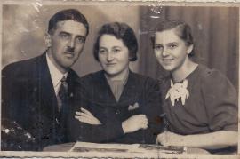 1940er Fam. Weiß 119So