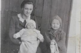 1941 Helene, Josef, Willi Ranitsch 203RW