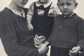 1943 Helene, Josef, Willi Ranitsch 206RW