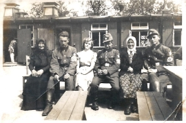 1938 im RAD Lager 32MP