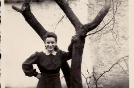 1940er Maria Horvath 33SL