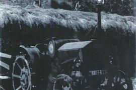 1938  Hanomag 45MF