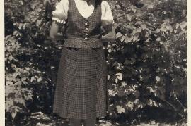 1940er Maria Samek 95WS