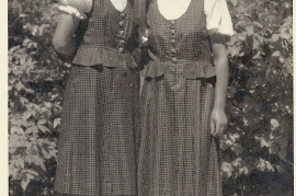 1940er Maria Samek, Gusti Steinhöfer. 96WS