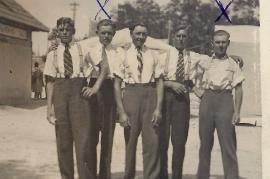 1939 1. X li.  Matthias Öller 9LÖ