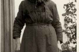 1954 Theresia Steinhöfer geb. Schmidt 1875 gest. 1955 100WS