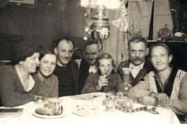 1950er Fam. Szitnik, Schmidt, Leitenmüller 1MM