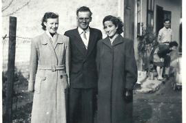 1950er J. Kuhne, P. Unger, E. Schmitzhofer 47K