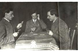 1948er Kartenpartie 59HF