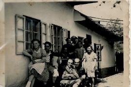 1952  Familie Karl Ecker und Maria Dürr 69RW