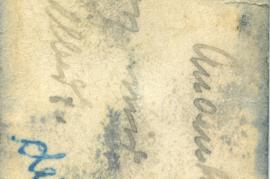 1950er Albert Schusterreiter Rückseite 70HW