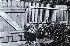1956er W. Frank, T. Frank, (Thaller) 10T