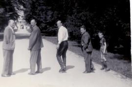 1970er Rudolf Böhm, Johann Ettl, Mathias Zeisser, Paul Ettl, ?,19UI